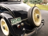 1934 Ford 5 Window Coupe - Spare Tire View
