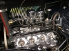 1934 Ford 5 Window Coupe - Engine View