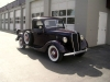 1937 Ford 1/2 Ton Pickup - Front/Side View