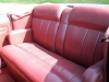 1939 Buick Century Sport Phaeton Model 61-C - Back Seat View