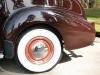 1939 Buick Century Sport Phaeton Model 61-C - Wheel View