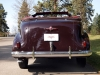 1939 Buick Century Sport Phaeton Model 61-C - Back View
