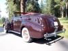 1939 Buick Century Sport Phaeton Model 61-C - Back/Side View