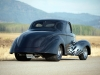 1941 Willys Coupe - Rear/Side View