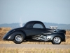 1941 Willys Coupe - Side View