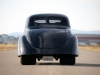 1941 Willys Coupe - Rear View