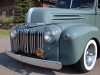 1946 Ford 1/2 Ton Custom Pickup - Front/Side View