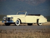 1947 Lincoln Continental Convertible - Front/Side View