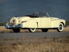 1947 Lincoln Continental Convertible - Rear/Side View