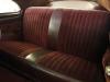 1948 Pontiac Silver Streak - Rear Seat View