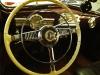 1948 Pontiac Silver Streak - Steering Wheel View