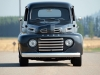 1950 Custom Ford F1 Pickup - Front View