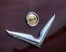 1954 Chrysler New Yorker Town & Country Wagon - Emblem View
