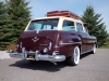 1954 Chrysler New Yorker Town & Country Wagon - Rear View