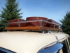 1954 Chrysler New Yorker Town & Country Wagon - Roof Rack View