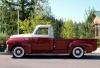 1954 Custom GMC 100 Pickup - Side View