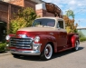 1954 Custom GMC 100 Pickup - Front/Side View