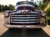 1954 Custom GMC 100 Pickup - Front View