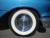 1956 Oldsmobile 88 Custom 2 Door Sedan - Wheel View
