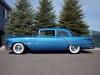 1956 Oldsmobile 88 Custom 2 Door Sedan - Side View