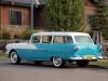1956 Pontiac Wagon - Side/Rear View