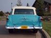 1956 Pontiac Wagon - Back View
