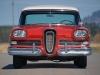 1958 Edsel 9 Passenger Wagon - Front View
