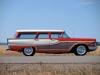 1958 Edsel 9 Passenger Wagon - Side View