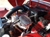 1960 Austin Healey Bug Eye Sprite - Engine View