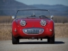 1960 Austin Healey Bug Eye Sprite - Front View