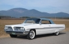 1961 Pontiac Bonneville Convertible - Front/Side View