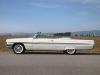1961 Pontiac Bonneville Convertible -  Side View