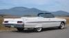 1961 Pontiac Bonneville Convertible - Rear/Side View
