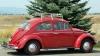 1961 Volkswagen Sedan - Side View