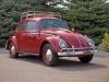 1961 Volkswagen Sedan - Side/Front View