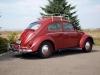 1961 Volkswagen Sedan - Rear/Side View