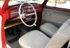 1961 Volkswagen Sedan - Interior View
