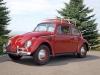 1961 Volkswagen Sedan - Front/Side View