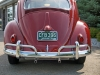 1961 Volkswagen Sedan - Rear View