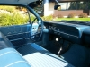 1962 Chevrolet Bel Air - Interior View
