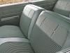 1962 Custom Chevrolet Impala - Front Seat View