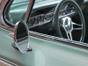1962 Custom Chevrolet Impala - Mirror/Interior View