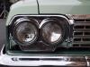 1962 Custom Chevrolet Impala - Headlight View