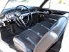 1963 Ford Falcon Futura Sedan - Interior View