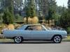 1964 Chevrolet Chevelle Malibu - Side View