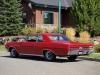 1965 Buick Skylark Gran Sport - Side/Rear View