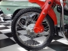 1965 Honda 90 Model CT 200 - Front Tire View