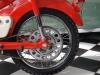 1965 Honda 90 Model CT 200 - Back Tire View