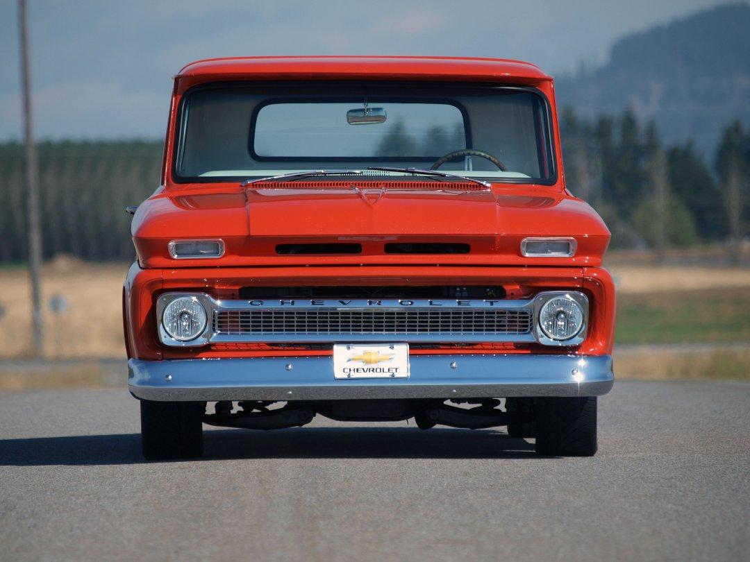Pickup chevy c10 pickup truck : 1966 Chevrolet C10 Pickup - ADAMCO MOTORSPORTS