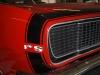1967 Chevrolet Camaro Rally Sport Convertible - Emblem/RS View